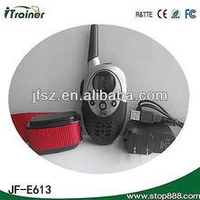 E613 Automatic natural collar training dog