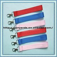 short colorful WRIST strap for KEYS, BADGE, etc