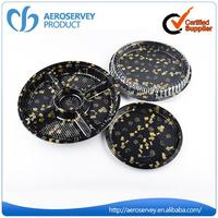 Restaurant&Airline product dinnerware plastic divided plates