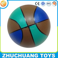 pvc inflatable teams colorful basketball very cheap toys
