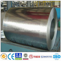 ASTM A653 G90 CS Type B Galvanised steel coil in china