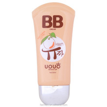 50ml specail sealing plastic tube for BB cream, special tail tube