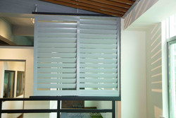 Building materials aluminum awning and louver frame window blinds