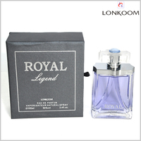 blue color nice design hot design woody scent 100 ml mens perfume