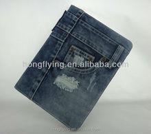 Hot Canvas protective framed case for ipad mini 2 for EU market