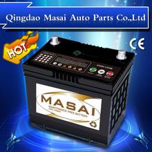 12 V 55 D23 JIS Newbat Brand Car Battery