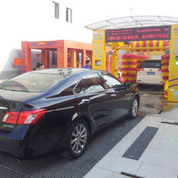 Top Quality automatic mobile car wash equipment for sale
