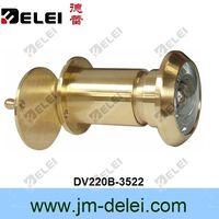 Wholesale Door Viewer 220 Degree Peephole Door Viewer