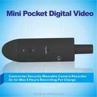 720P hd super mini DV hd pocket pen camera mini hidden spy camera