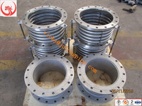 304 Stainless Steel Axial Bellows Compensator