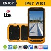 outdoor rugged quad core 4g rom ip68 waterproof android mobile phone with nfc