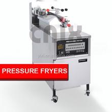 Fast food McDonalds/chicken processing equipment/chicken pressure fryer machine