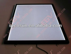 2013 new style LED Edge Lit Light Box / LED picture frame