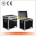 utilidad de aluminio caja de herramientas
