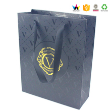 2015 Recycle Carry Craft Paper Bag With Handle