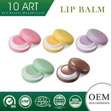 Herbal Natural Lip Balms NATURAL ROSE- ORANGE- VANILLA