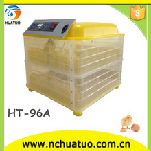 Top Selling Cheap Mini Egg Incubator Small HT-96A (second generation)