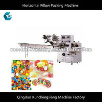 Horizontal Flow Confectioneries Packaging Machines
