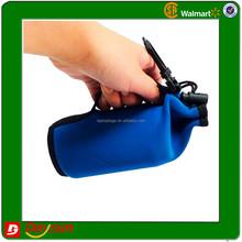 kinds of drink neoprene cooler carry strap neoprene bottle cover