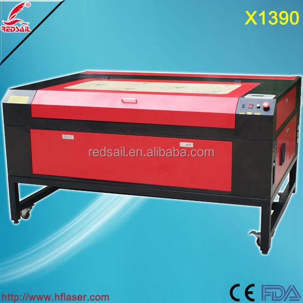 REDSAIL Laser Engraver Cutter Machine X1390 1300mm x 900mm With Micro Stepping Motor