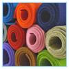 Yellow or Custom Colored Wool Felt, Wool Felt Sheets for Craft