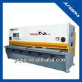 máquina hidráulica cortadora CNC, guillotina para chapas de metal, QC11Y/K-6*2500