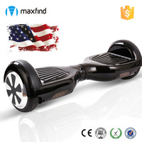 Holiday Celebration 6.5'' smart scooter with CE FCC and RoHS