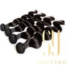 human hair weave grade 7a virgin hair made in china new golden hair extenions