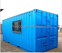 Prefabricated Light Steel Container Houses of Flat Roof