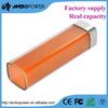 lipstick small power bank supplier