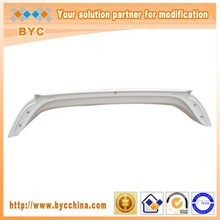Fiber Glass Trunk Spoiler Rear Spoiler For Honda Jazz/Fit Big wing