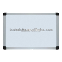 Cheap notice board! magnetic message board, dry eraser board.