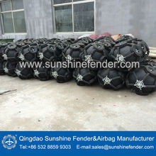 Chain and Tyre Net Pneumatic Marine Fender with high performance and well price on sale