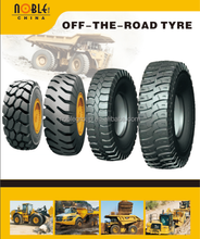 China top quality good price noble otr truck tire tyre1300r25 1400r24 1400r25 for mine car caterpillar komatsu