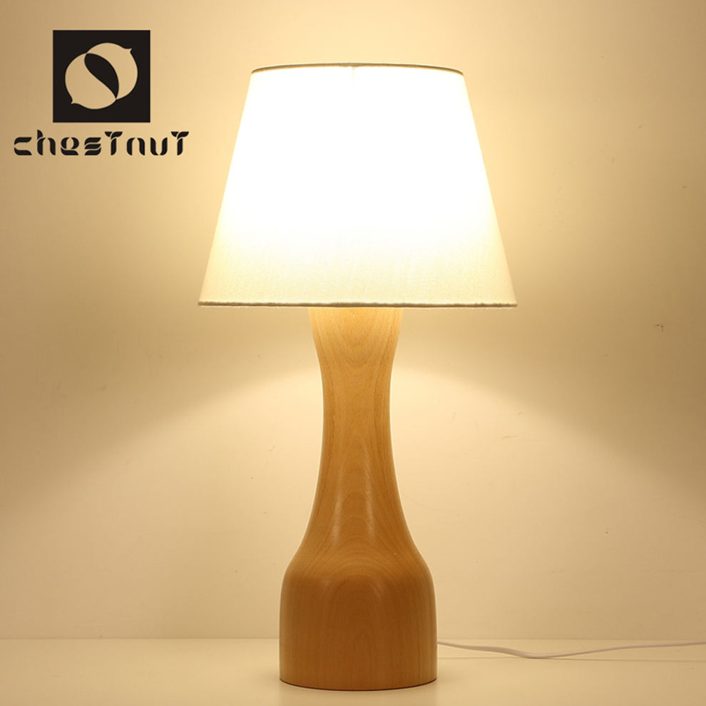 Wholesale contemporary carving wood decorative table lamp home interior decor - Contemporary table lamps as fancy decoration for lightning interior ...