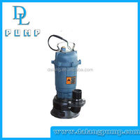 WQD series small centrifugal submersible sewage pump for dirty water