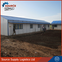 steel sandwich panel warehouse /Poultry house/factory