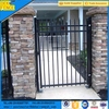 Iron gate decoration forged lowes