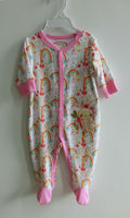 Cute 100% Cotton Long Sleeve Baby romper, Baby wear, Baby clothes for babies