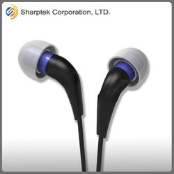 2015 New Super Lightweight Remote Stereo Headphone