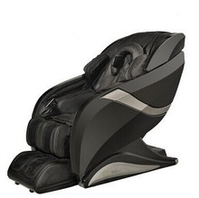 Luxury home dics massage chair with full body air massage, heating, zero gravity, bluetooth, music and foot roller