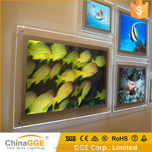 LED Light Poster, LED Light Frame
