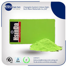 Rohs certificatied exterior ral color polyester powder paint
