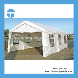 Competitive price garden big polyester canopy enclosed canopy