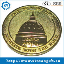 Promotional metal new design collectible coin antique