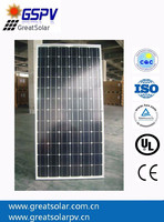 Low Price Per Watt! Mono Solar Panel 200W, pv Solar Module, High Efficiency in China