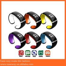 WP005 high quality new style smart bracelet watch phone , phone call sleeping monitor smart watch
