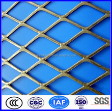 High quality low carbon expanded Metal Mesh for garden fence