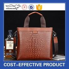 2015 hot sale fashion designed High quality Classic mens handbag ,mens fashion bag
