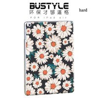 New!!! The 3D Daisy Design Hard Plastic Case Cover for Apple iPad AIR 2 High Quality iPad Protector